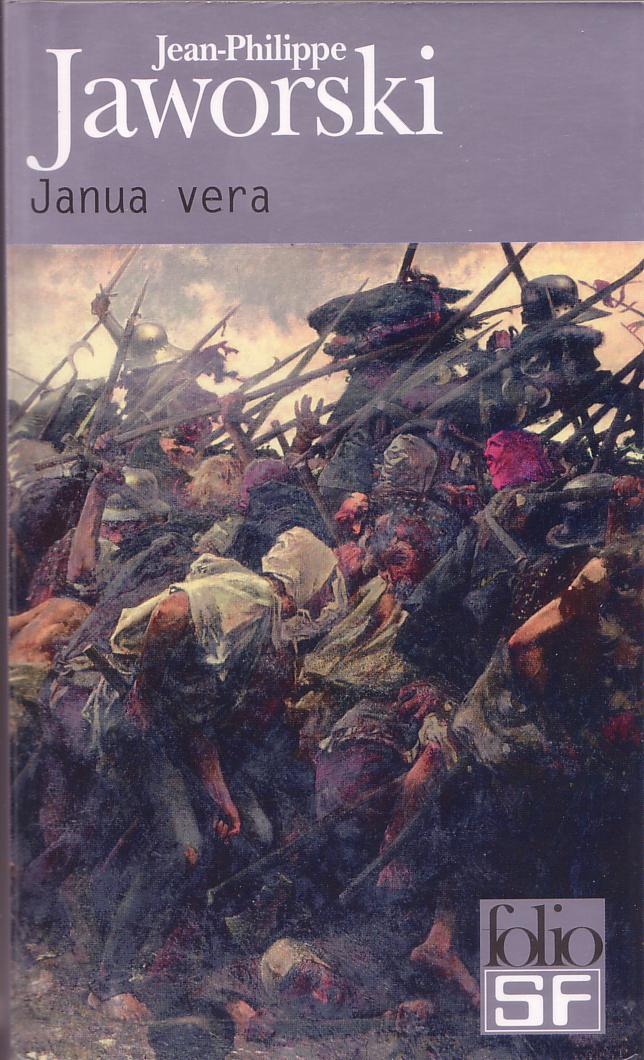 Le premier livre de J-P Jaworski