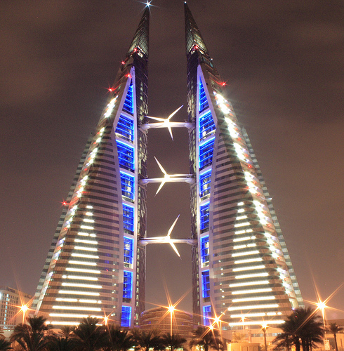 Bahrein World Trade Center